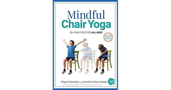 Amazon.com: Mindful Chair Yoga Card Deck (9781683731849 ...