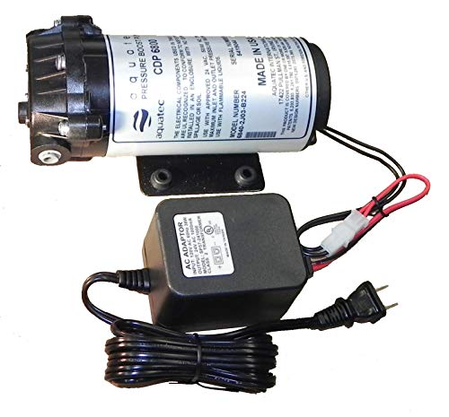 AQUATEC CDP6800 booster pump + transformer 110V ()