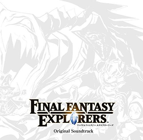 Price comparison product image FINAL FANTASY EXPLORERS Original Soundtrack