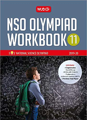 Buy National Science Olympiad Workbook -Class 11 (2019-20) Book