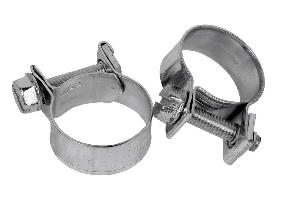 Colliers Standar mini-clamp 7–9mm (Colliers métalliques'Standard')
