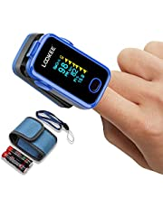 LOOKEE Premium-310 Activity Heart Rate Monitor Tracker with Reminder for Abnormal Readings from a MDL Licensed Canadian Brand