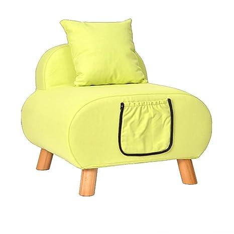 95WZJ - Sofá Infantil de Madera Maciza para sofá, sofá o ...