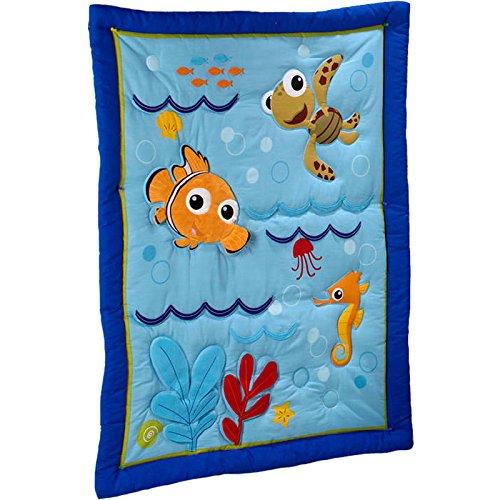 Nemo Wavy Days Disney Crib Bedding Sets