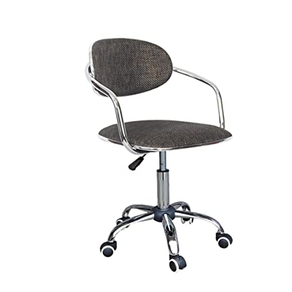 Superieur Home Computer Chair, Swivel Chair Cash Register Stool Rotatable Chair Lift  Rattan Backrest Barstool Roller