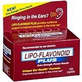 LIPO-FLAVONOID Plus Caplets 100 ea (Pack of 6)