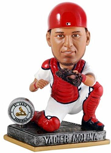 Yadier Molina St Louis Cardinals 2015 Bobblehead