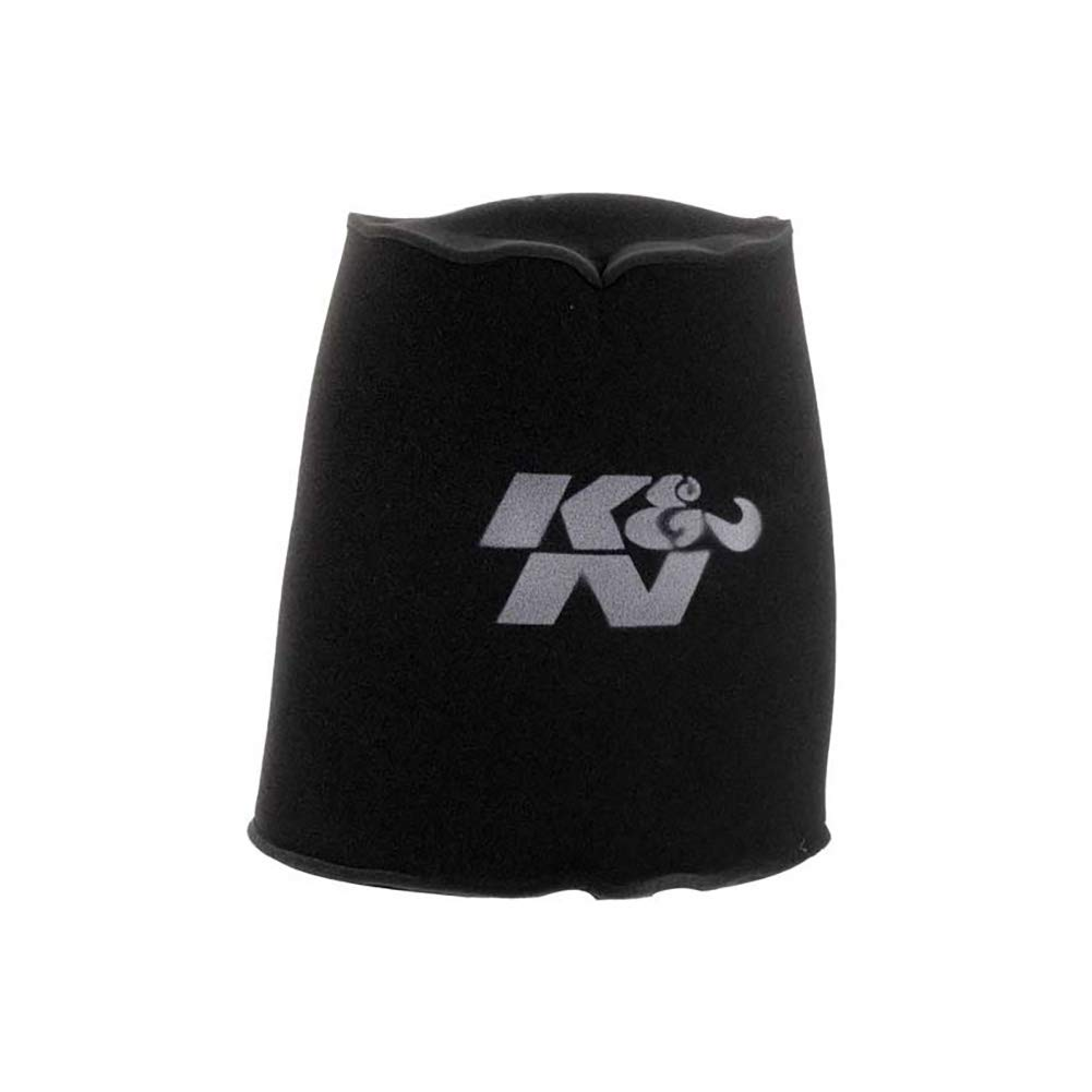 K/&N 25-5200 Gray Extreme Duty Dry Foam Precleaner Filter Wrap Filter Wrap For Your 16x3 Round Filter