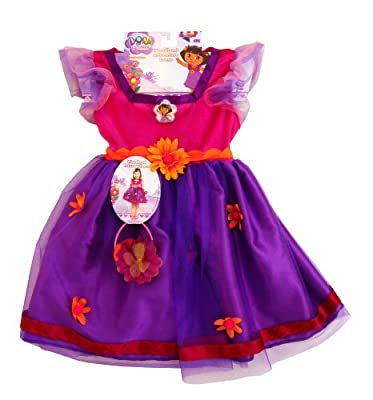 Dora's Woodland Adventure Dress