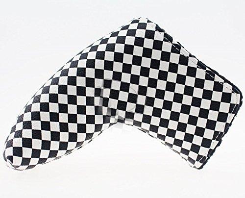 新しいゴルフパター用ヘッドカバーホワイト色 B0188DKEWO