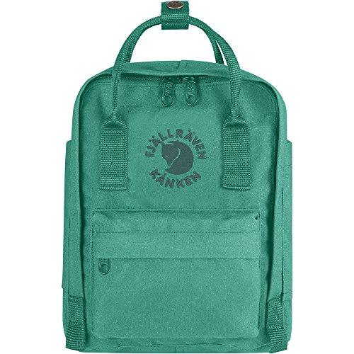Fjällräven Re-Kånken Mini Backpack Emerald