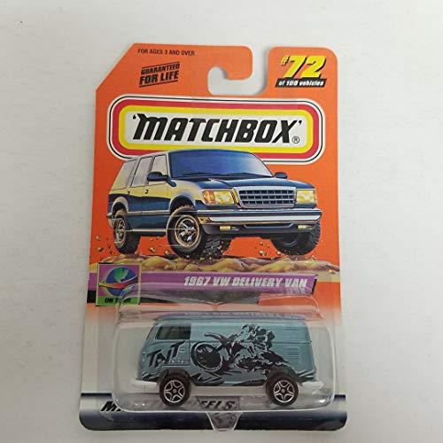 1967 VW Delivery Van 2000 Matchbox 1/64 Scale diecast car No. ()