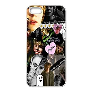 Lycase(TM) American Horror Story Personalized Phone Case, American Horror Story Iphone 5,5S Cover Case