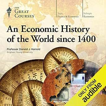 Amazon com: An Economic History of the World since 1400