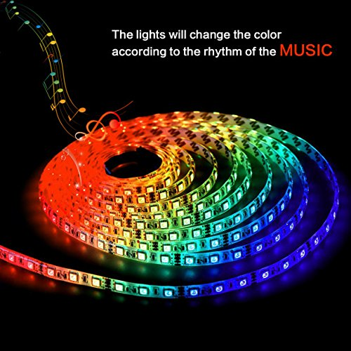 Led Color Changing Lights To Music - 8
