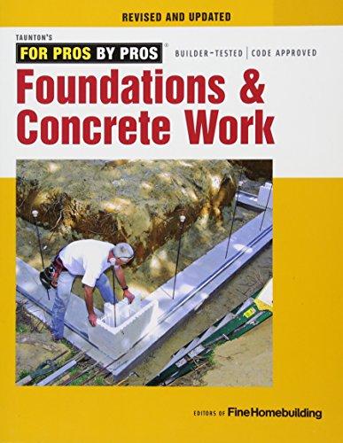 Foundations & Concrete Work -