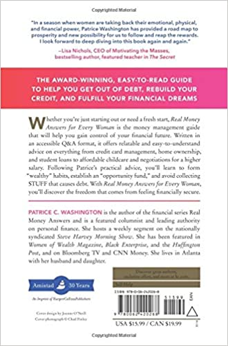 Real Money Answers for Every Woman: How to Win the Money Game With ...