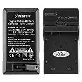 eForCity® Replacement NP-FD1 Charger Compatible with Sony CyberShot DSC-T900, DSC-T90, DSC-G3, DSC-T77, DSC-T500, DSC-T70 Digital Camera & Camcorder