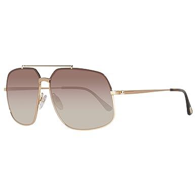 Ft0439 Square Tom Ronnie Ford Sunglasses Men Aviator QBxdCeWor