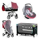 Mosquito Net, V-FYee Bug Net for Baby Strollers