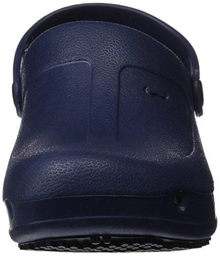 Suecos® Thor, Zuecos de Trabajo Unisex Adulto Azul (Navy Blue)