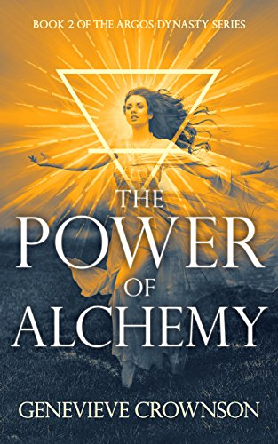 The Power of Alchemy by Genevieve Crownson