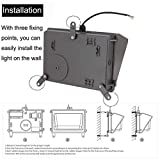 150W LED Wall Pack Light, Replace 1000W HPS/HID