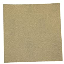 PORTER-CABLE 762801215 1/4 Sheet 120 Grit Adhesive-Backed Sanding Sheets (15-Pack)