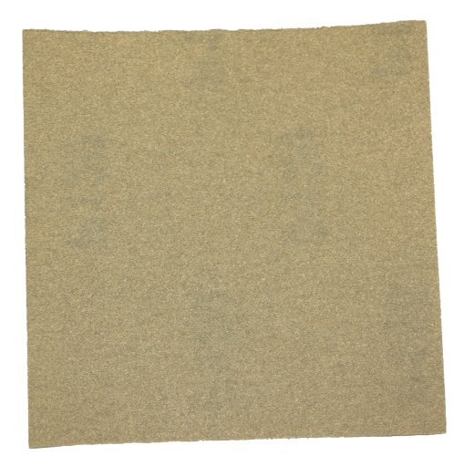 PORTER-CABLE 762801215 1/4 Sheet 120 Grit Adhesive-Backed Sanding Sheets (15-Pack) (Wood Sander Cable Porter)