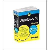 Windows 10 / Office 365 for Dummies Book+video Bundle