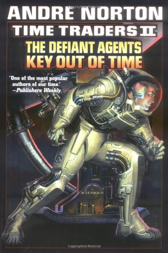 Download Time Traders II: The Defiant Agents & Key Out of Time pdf epub