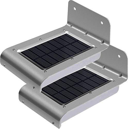 Outdoor Solar Light Wall Mount in US - 6