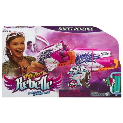 Nerf Rebelle Sweet Revenge Dart Kit
