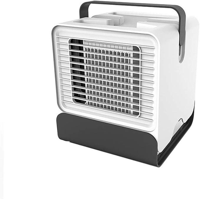 FHDF Aire Acondicionado Móvil Portátil Enfriador Mini Climatizador ...