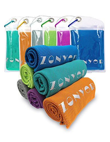 Cooling Towel for Instant Relief, towel Cold for Sports-40