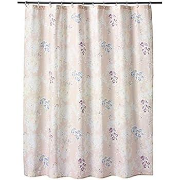 lauren conrad bathroom. Lauren Conrad Spring Serenade Fabric Shower Curtain Amazon com  LC Emma Blush