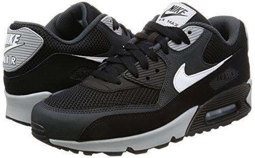 wolf 90 black Essential Ginnastica Max Air white Grey Multicolore Uomo Da anthracite Nike Scarpe 7qpHEz