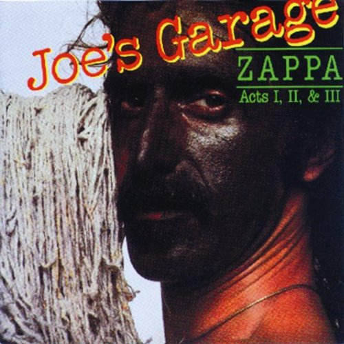 Joe's Garage Acts 1-2-3 (Frank Zappa Guitar)