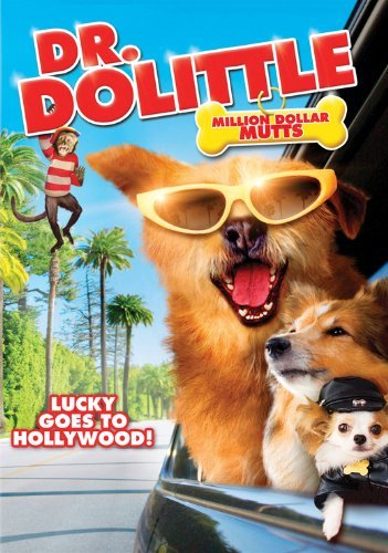 Dr. Dolittle: Million Dollar Mutts POSTER Movie (27 x 40 Inches - 69cm x 102cm) (2009) (Million Dollar Mutts)
