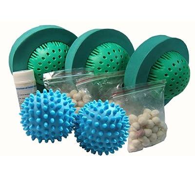 FatCat Ecoballs Green Eco Laundry Balls
