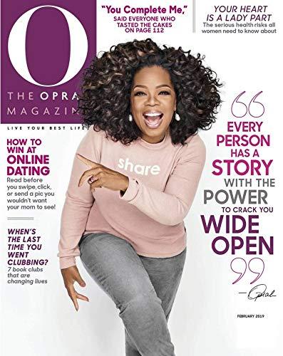 Magazines : O, The Oprah Magazine