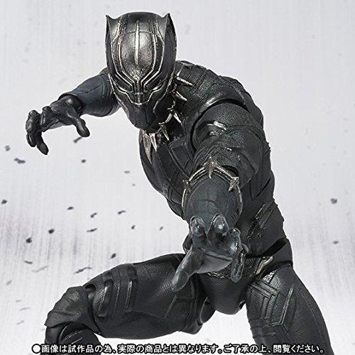 S.H.Figuarts - Black Panther (Tamashii Web Exclusive)