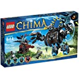 Lego, Legends of Chima, Gorzan's Gorilla Striker (70008)