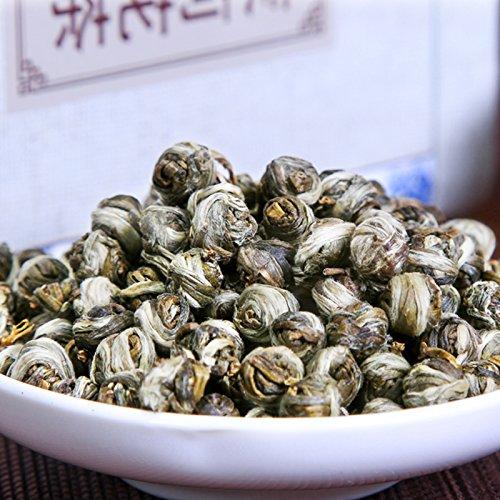 China Tea 2017 Fujian Fuzhou tea Jasmine Tea bulk Jasmine Pearl White Pearl super Luzhou tea 250g by CHIY-GBC ltd