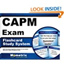 CAPM Exam Flashcard Study System: CAPM Test Practice Questions & Review for the Certified Associate in Project Management Exam