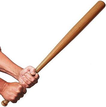 Ora-Tec Baseballschl/äger Holzschl/äger f/ür Softball Schl/äger f/ür Baseball 61 cm f/ür Kinder Einsteigermodell oder 73 cm f/ür Freizeit