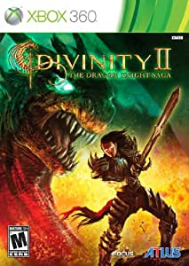 Divinity II: The Dragon Knight Saga with Soundtrack CD - Xbox 360 Standard Edition