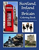 img - for Scotland, Ireland & Britain Coloring Book book / textbook / text book