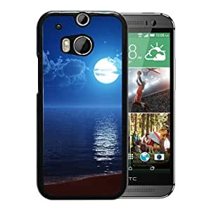 New Beautiful Custom Designed Cover Case For HTC ONE M8 With Mid Autumn Festival Phone Case