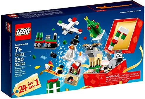 Up Jouets 40222 SetJeux Christmas 24 1 Build In Lego Et wm80yNnvO